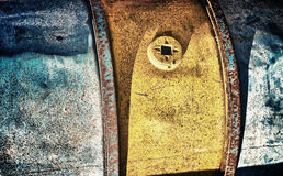 Free Rusted Barrel Surface Stock Images - 24010714