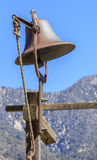 Rusted bell Royalty Free Stock Photo