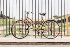 Rusted bicycle Royalty Free Stock Photo