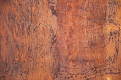 Rusted Royalty Free Stock Photo