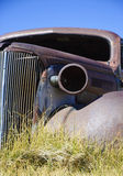 Rusted Car Stock Photography