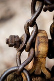 Rusted Chain Stock Photos