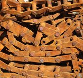 Rusted and Corroded Engine Parts Royalty Free Stock Photos
