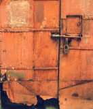 Rusted Door Stock Images