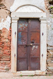 Rusted Door Royalty Free Stock Photography