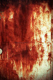Rusted door texture Stock Photo