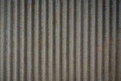 Rusted galvanisierte Lizenzfreie Stockbilder