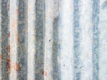 Rusted galvanisierte Eisenplatte Stockbilder
