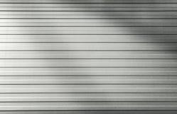 Rusted galvanisierte Eisenplatte und Hintergrundfoto Lizenzfreie Stockbilder