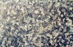Rusted galvanisierte Eisenplatten-Schmutzbeschaffenheit, Gebrauch für Hintergrund Lizenzfreies Stockbild
