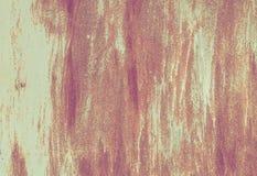 Rusted galvanizou a placa do ferro imagens de stock royalty free