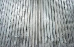 Rusted galvanizou a placa do ferro e a foto do fundo Imagem de Stock Royalty Free