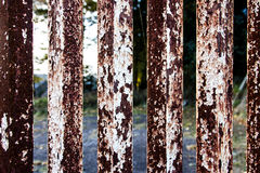 Old rusted gate Stock Image