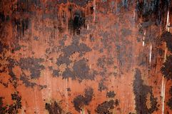 Rusted Grunge Background Stock Photo