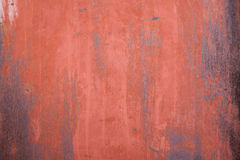 Rusted iron background Stock Photos