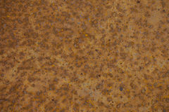 Rusted iron surface Stock Photography