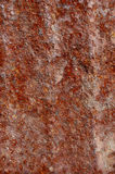 Rusted iron texture Stock Photos