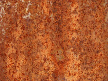Rusted metal. Close up of rusted metal water tank Stock Images