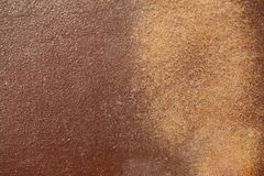 Rusted Metal. Detail of a rusted metal texture Stock Image