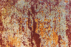 Rusted Metal Stock Photography