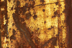 Rusted Metal Background Royalty Free Stock Photos