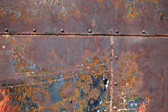 Rusted Metal Background 15 Royalty Free Stock Image