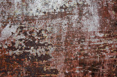 Rusted Metal Background 9 Stock Image