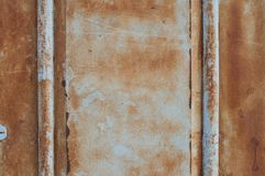Rusted metal Royalty Free Stock Photography