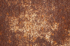 Rusted metal texture abstract background Royalty Free Stock Image