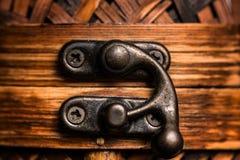 Rusted metal texture closeup photo Stock Photos