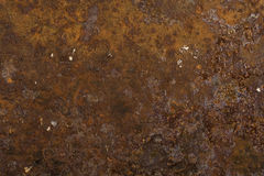 Rusted metal  useful as backgrounds or textures. Rusted metal surface useful as backgrounds or textures Royalty Free Stock Photos