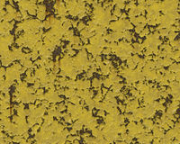 Rusted Paint. Bitmap Illustration of Glazed Paint Over Rusted Aluminum Background Royalty Free Stock Photography