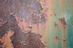 Rusted sheet Stock Photos