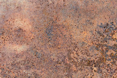 Rusted stålsätter Arkivfoto