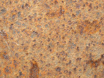 Rusted steel Stock Photography