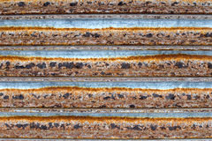Rusted Steel Background Royalty Free Stock Images