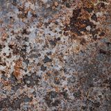 Rusted steel background Stock Photo