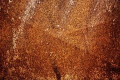 Rusted steel grungy background Royalty Free Stock Image