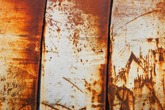 Rusted surface Stock Images