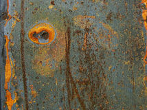 Rusted textures Stock Photography