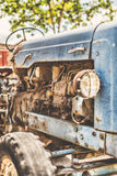 Rusted tractor Royalty Free Stock Photography