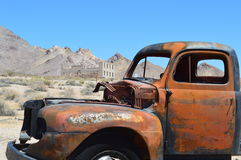 Rusted truck Royalty Free Stock Images