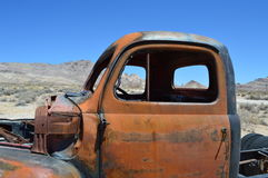 Rusted truck Royalty Free Stock Image