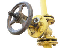 Rusted valve Royalty Free Stock Photography