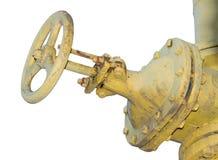 Rusted valve Stock Photos