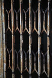 Rusted verschlossenes Tor Lizenzfreies Stockfoto