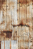 Rusted Wall Royalty Free Stock Images