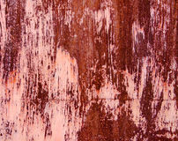 Rusted wall texture Royalty Free Stock Photography