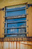 Rusted window Stock Images