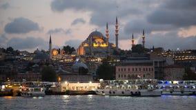 Rustem巴夏清真寺,伊斯坦布尔,土耳其 免版税库存图片